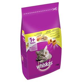 Whiskas 1+ Complete Adult Chicken 7Kg