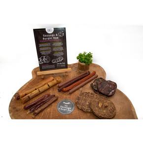 Sausage & Burger Deli Box
