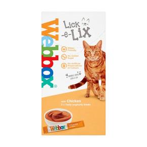 Webbox Lick E Lix Chicken 5Pack