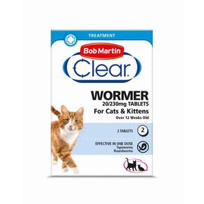 Bm 2 In 1 Cat Dewormer Tab