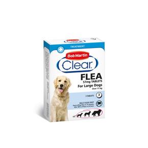 Bm Flea Tablets Large Dog