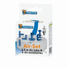 SuperFish Air Accessories & Air Tube Kit