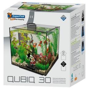 SuperFish QUBIQ 30 LED Aquarium