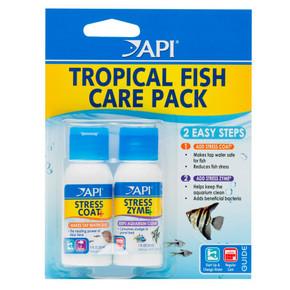 API Tropical Start Up Stress Coat Zyme 2x30ml