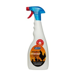 JVP Virenza Poultry Disinfectant 500ml