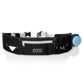 DOOG Mini Belti - black - Stretch