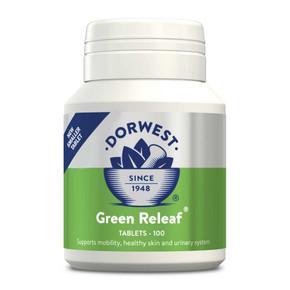 Dorwest Green Releaf 100 Tablets