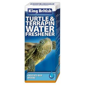 King British Turtle Terrapin Water Freshener 100ml