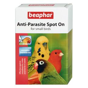 Beaphar Anti Parasite Spot On For Budgies 10g