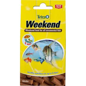 Tetramin Weekend Holiday Food 11 Sticks