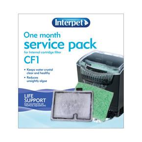 Interpet CF1 Internal 1 Month Service Kit