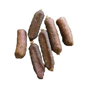 Garlic & beef deli sausage small