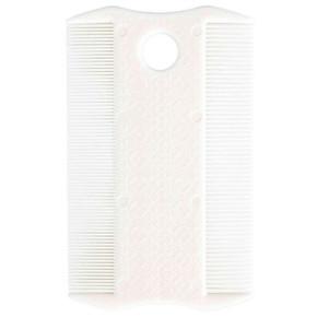 Plastic Flea & Groom Comb