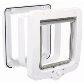 Trixie 4Way Catflap With Tunnel