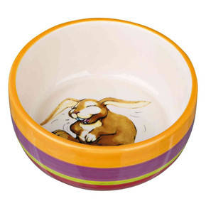 Trixie Rab Bowl Multi 11CM