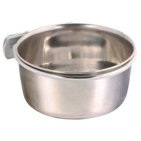 Trixie Stainless Steel Coop Cup 10oz