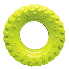Grrrelli Tyre Dog Toy