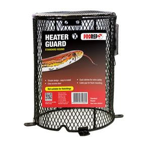 Heater guard std round