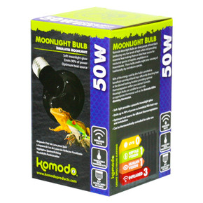 Komodo  Moonlight Bulb ES 50W