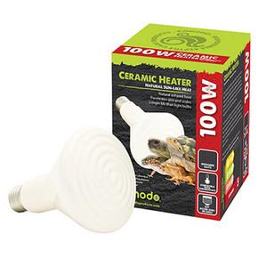 Komodo Ceramic Heater White 100W