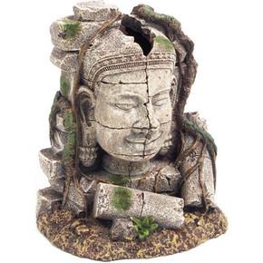 Rosewood Ancient Stone Head Ruin