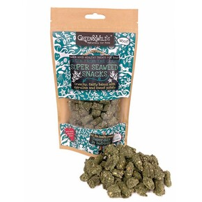 Green & Wilds Super Seaweed Snacks 130g