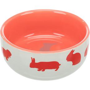 Trixie Rabbit Bowl 11cm