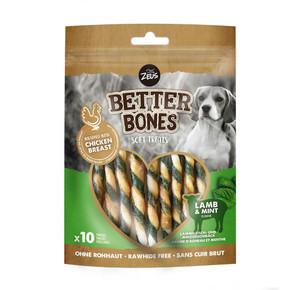 Zeus Better Bones Lamb & Mint Twists 10 pack