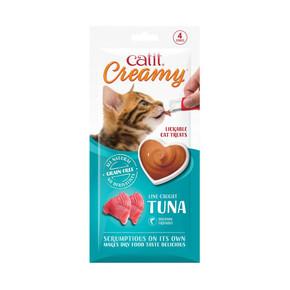 Catit Creamy Treats Tuna