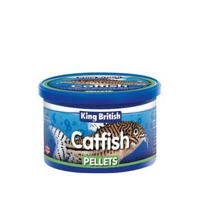 King British Catfish Pellets 65g