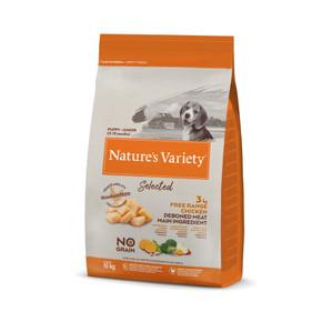Natures Variety Junior Free Range Dry Dog Food Chicken