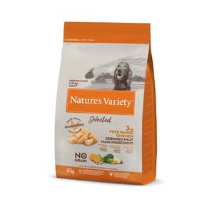 Natures Variety Medium Adult Free Range Dry Dog Food Chicken