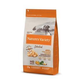 Natures Variety Mini Adult Free Range Dry Dog Food Chicken