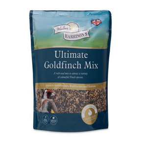 Walter Harrisons Ultimate Goldfinch Mix 2kg Pouch