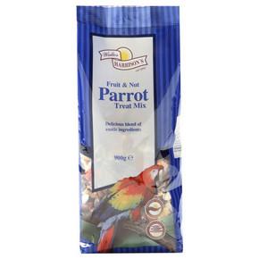 Walter Harrisons Fruit & Nut Parrot Treat Mix 0.9kg