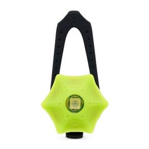 Flashing Safety Sunflower USB Blinker Yellow