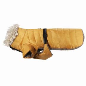 Happy Pet Sherpa Coat Ochre