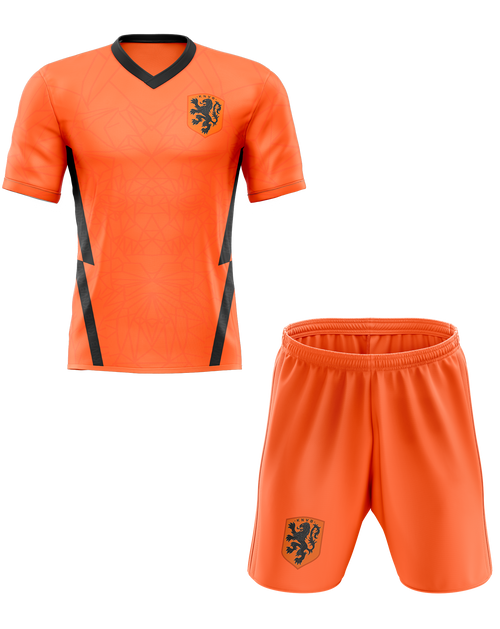 20/21 Holland Home Kids Kit with free name and number