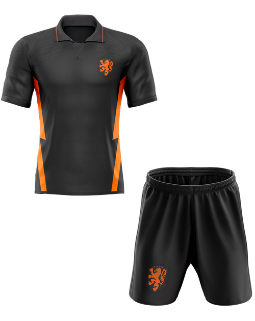 20/21 Holland Away Kids Kit with free name and number