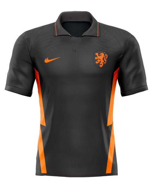2020 Holland Away Shirt
