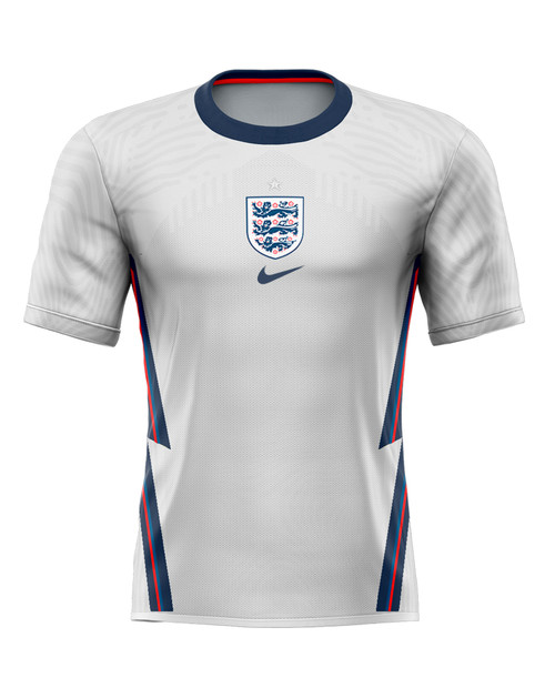 2020 England Home Shirt