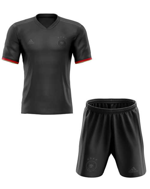 2020 Germany Away Kids Kit with free name and number