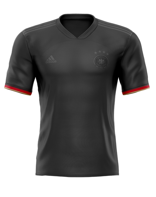 20/21 Germany  Away Shirt