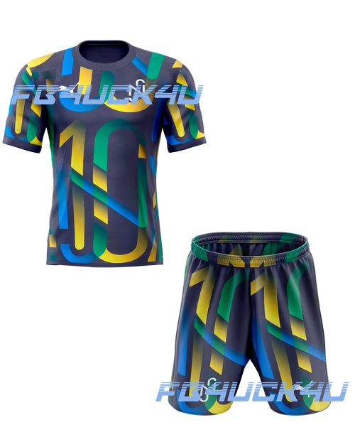 21/22 Neymar JR Limited Edition  Kids Kit with free name and number