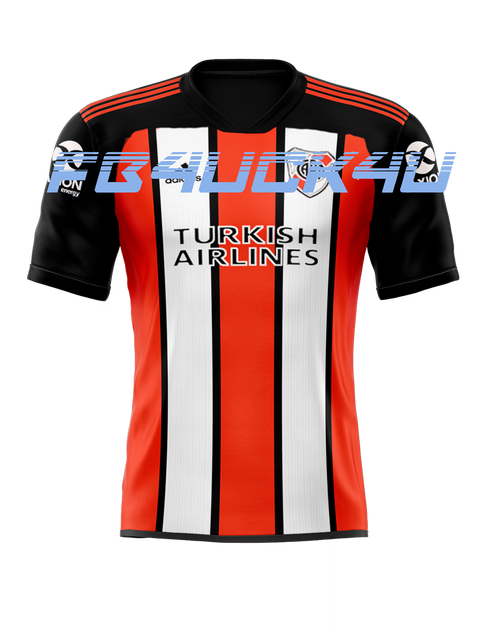 21/22 River Plate Home Shirt