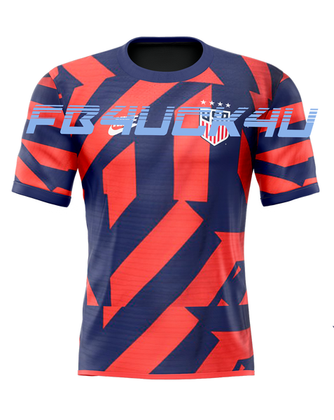 2021 USA Away Shirt