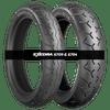 Bridgestone Exedra G709 130/70R-18 63H Front Motorcycle