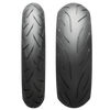 Bridgestone Battlax Hypersport S21 190/55ZR-17 75W Rear Motorcycle
