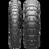 Bridgestone Battlax Adventurecross AX41 130/80B-17 M/C (65Q) Rear