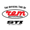STI Tech 2 Pro 120/80-19 63M MX Rear Tire (STP21917)